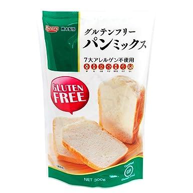 300g mezcla de pan sin gluten: Amazon.es: Alimentación y bebidas