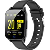 AMENON Fitness Tracker Watch for Women Men - Heart Rate Blood Pressure Oxygen Monitor Health Exercise Watch, Activity…