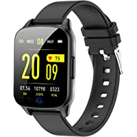 Fitness Tracker Watch for Women Men - Heart Rate Blood Pressure Oxygen Monitor Health Exercise Watch, Activity Tracker…