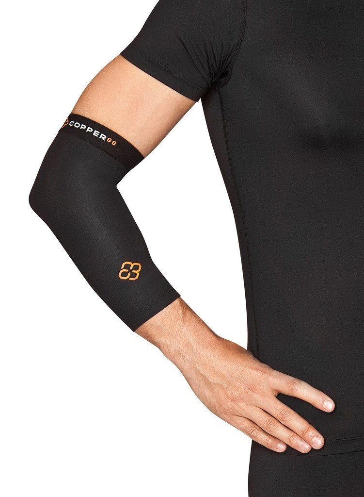 d528dd3e58 Copper 88 Elbow Sleeves: Amazon.ca: Sports & Outdoors