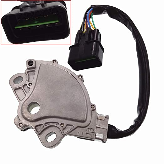 cciyu Neutral Switch MR263257 1S5760 NS373 Neutral Safety Start Lever Switch Replacement For Mitsubishi Montero 2000-2004 For Mitsubishi Montero Sport 1999-2004