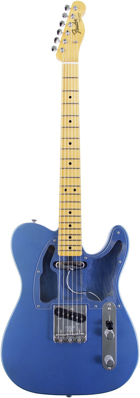 Fender Custom Shop Limited Model 67 Smugglers Telecaster Closet Classic (Aged Lake Placid Blue) B071WJNRZ2