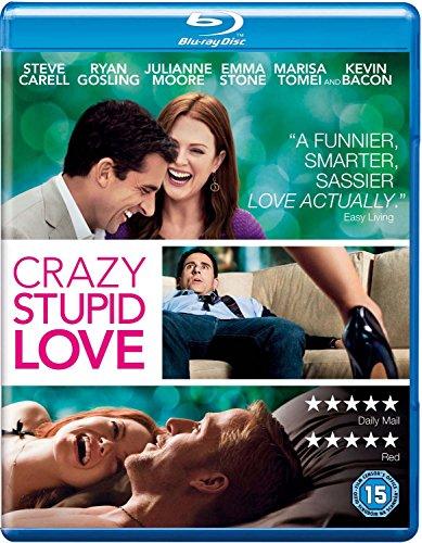 (Crazy, Stupid, Love [Blu-ray] [2012] [Region Free])