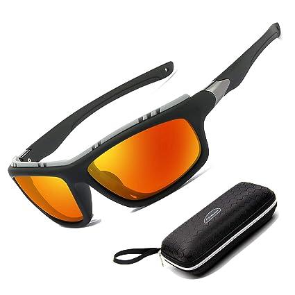 Perfectmiaoxuan Gafas de Sol polarizadas para Hombre Mujer/Golf de Pesca Fresco Ciclismo El Golf Conducción Pescar Alpinismo Deportes al Aire Libre ...