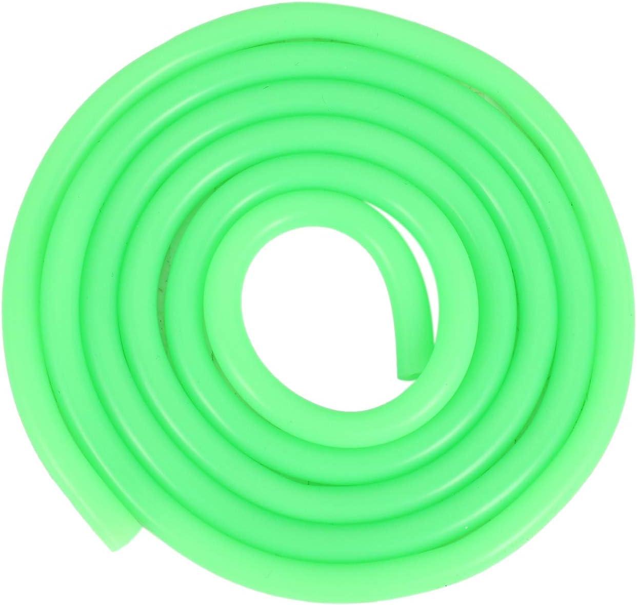 Gaetooely 100CM RC Manguera de Gasolina de Combustible de Autom/óVil Manguera de Silicona para 1//10 1//18 Accesorios para Riel de Cami/óN Verde