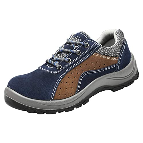 new arrival a5164 2ea41 Men s Safety Shoes Work Shoes Comp Steel Toe Shoes