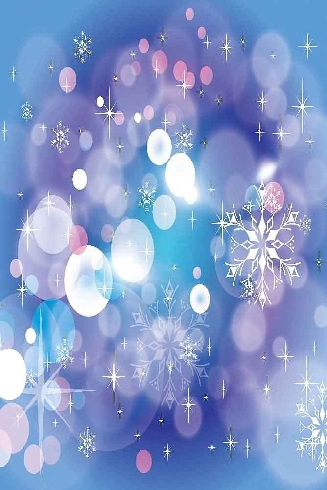 GladsBuy Sparkling 6 x 9 Digital Printed Photography Backdrop Starlight and Light Theme Background YHA-018