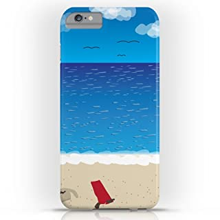 Society6 Beach Slim Case iPhone 6s Plus