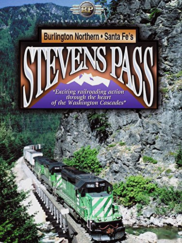 Burlington Northern Santa Fe's Stevens Pass (Diesel Santa)