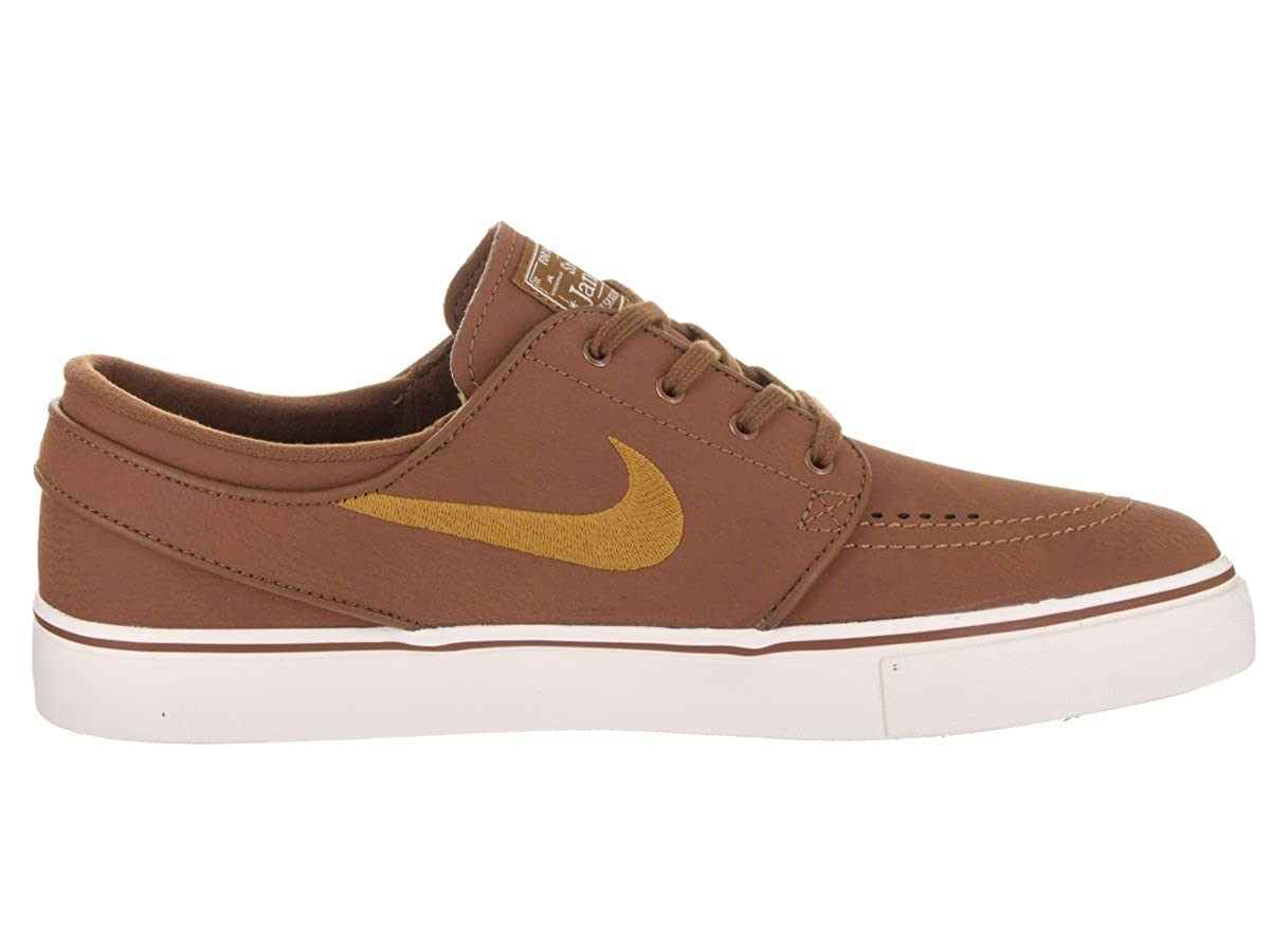 5099523c438 Karl Kani Men Shoes Sneakers SB Zoom Stefan Janoski Leather Brown 43   Amazon.co.uk  Shoes   Bags
