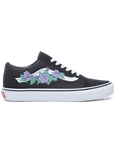 Vans Herren Sneaker Rose Thorns Old Skool Sneakers: Amazon.de ...