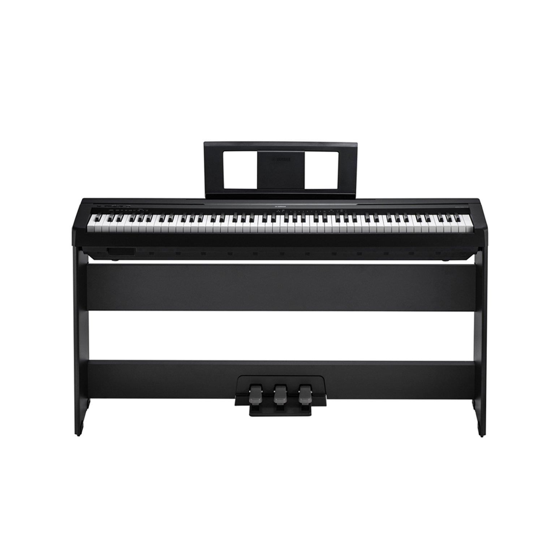 YAMAHA雅马哈 P-48 88键数码钢琴全套(含琴架及三踏板)