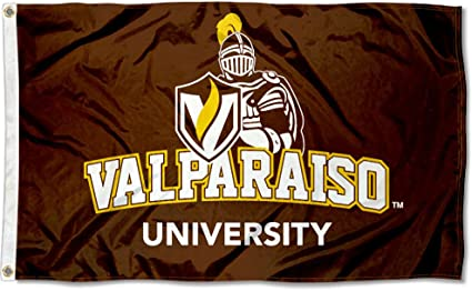 Valparaiso University Crusaders Flag  Large 3x5