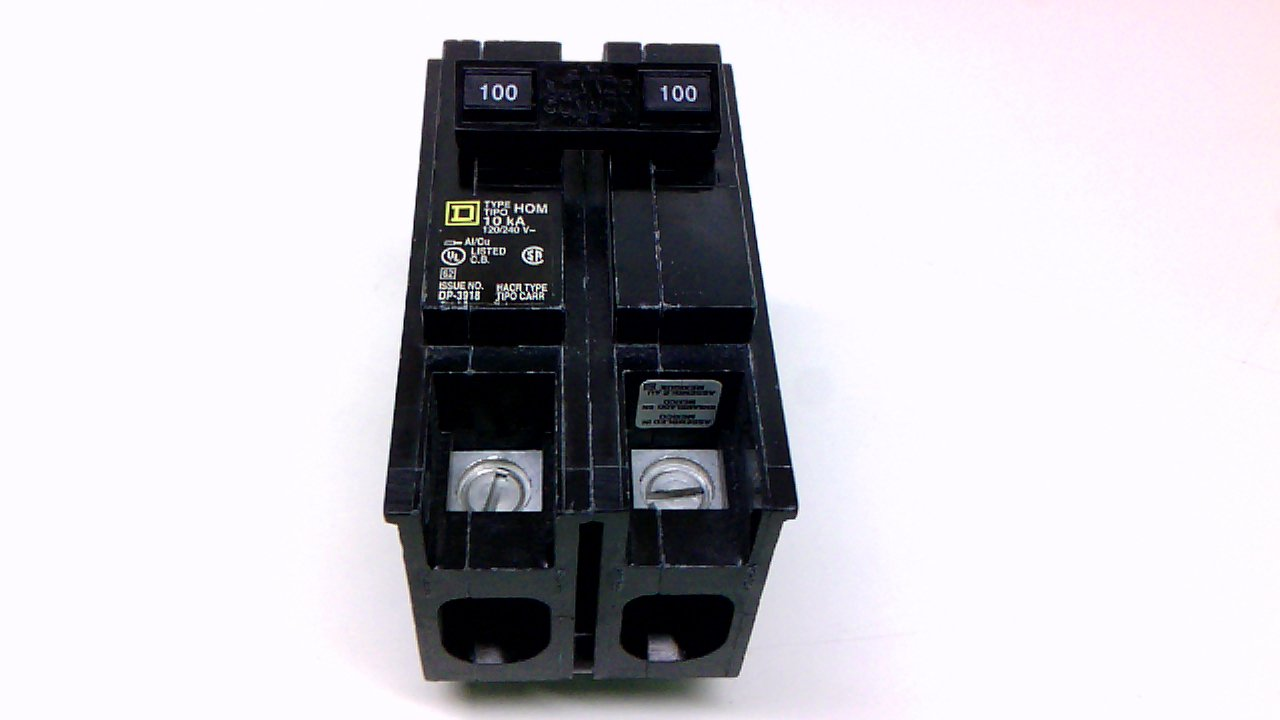 100A 10Ka 120//240Vac Circuit Breaker