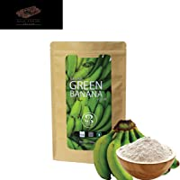 Silk Route Brands - Organic Green Banana Flour - 500g