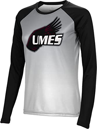 Image Unavailable. Image not available for. Color  Women s University of  Maryland Eastern Shore Gradient Long Sleeve 6f919bb3ae
