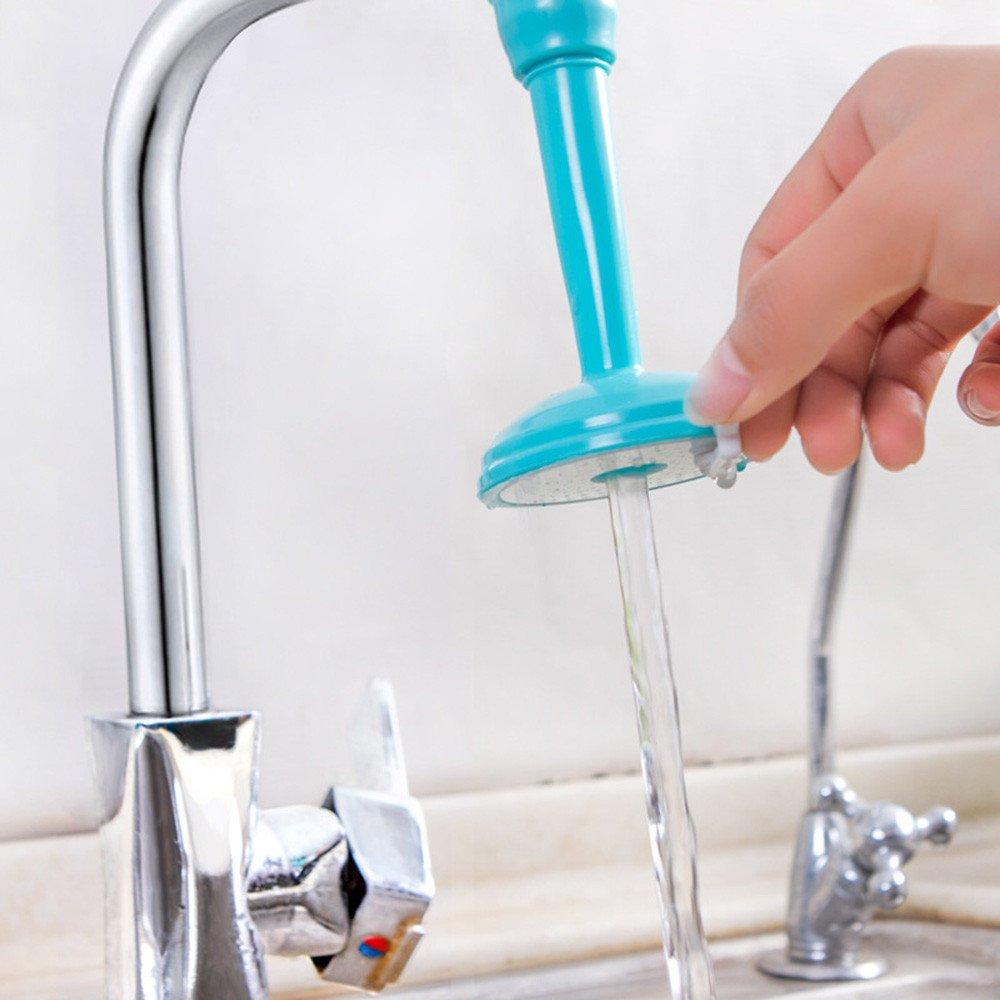 azul BBsmila Filtro Difusor de Boquilla Agua Aireador Desmontable para Grifos de Cocina