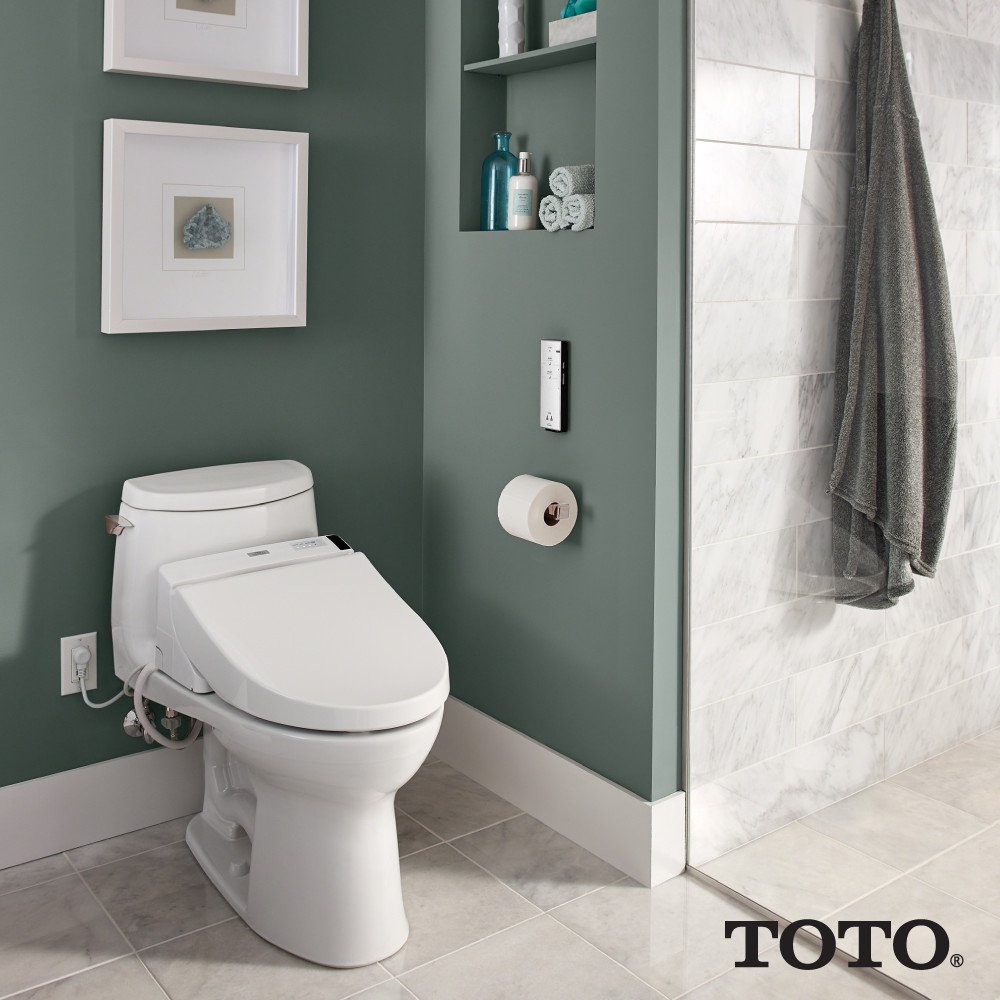 TOTO SW2024#01 A200 WASHLET Electronic Bidet Tolet Seat with ...