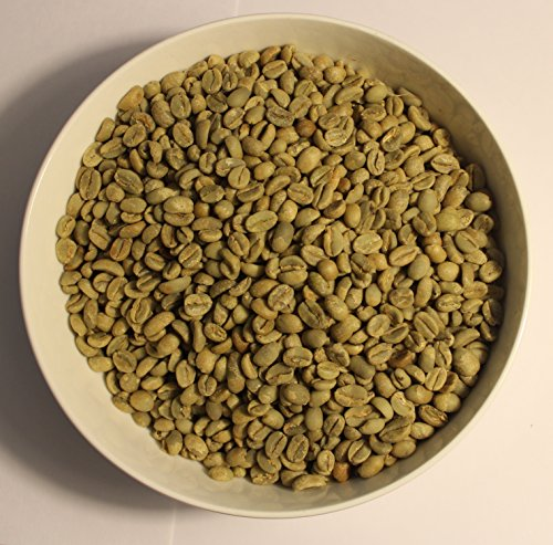 Ethiopia Yirgacheffe - Natural, Kochere Chelelektu - top Grade 1, Green (Unroasted) Coffee Beans, (10 Pounds)