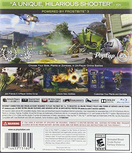 Plants Vs Zombies Garden Warfare Online Play Required