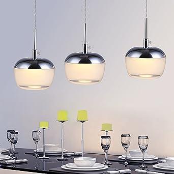 Pendelleuchte Modern Design Runde Hängeleuchte Esstisch