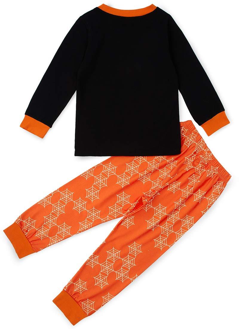 Schlafanzug Kinder Raumschiff Schlafanzug Bekleidung Süß KostüM Langarm Zweiteilig Schlafanzug Animal Tier Muster