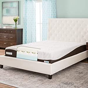 Simmons Beautyrest Comforpedic from Beautyrest Memory Foam 10-inch Full-Size Mattress