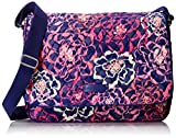 Vera Bradley Laptop Messenger Bag, Katalina Pink, One Size