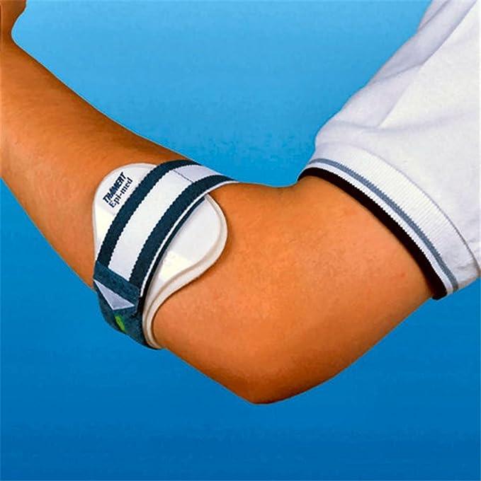 MeHam Ceinture de Protection Sportive de Poignet r/églable Bracelet de Support de coude de Sport