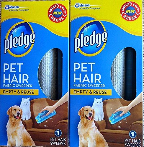 pledge pet sweeper - 1
