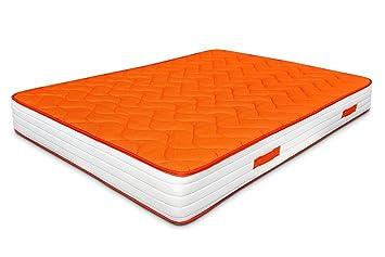 Dreaming Kamahaus Orange Visco Plus Colchón, 90x190: Amazon.es: Juguetes y juegos
