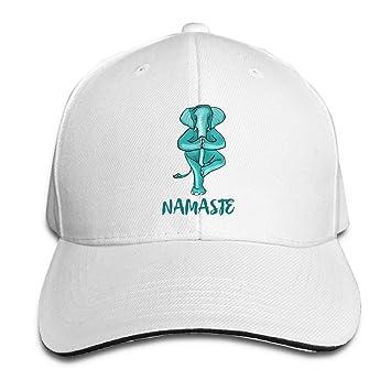 Johnson hop Elefante Namaste Yoga Equilibrio Humor Gimnasio ...