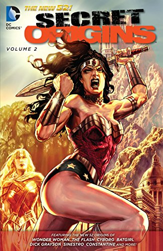 Secret Origins (2014-2015) Vol. 2 (Dc Origins Series)