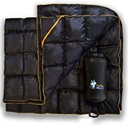 PUFFER WOLF Insulated Blanket