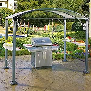 ... Barbecue Utensils & Amazon.com : Grillzebo All-Weather Grilling Canopy : Garden u0026 Outdoor