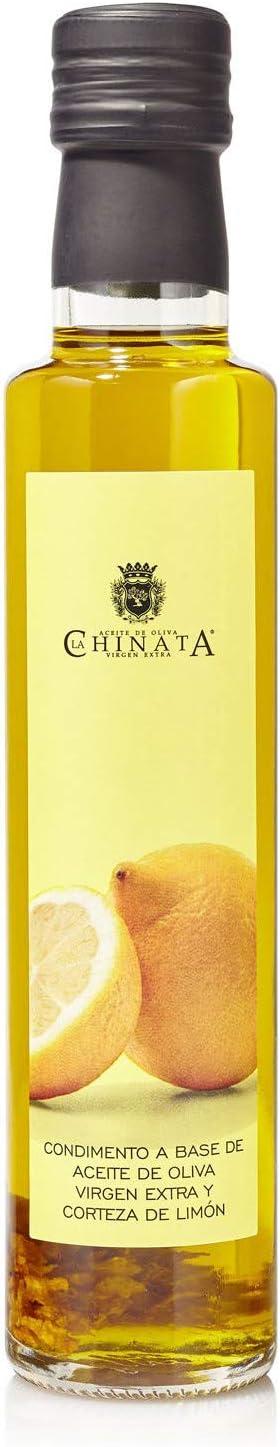 Aceite Oliva Virgen Extra 'Limón' (250 ml) - La Chinata
