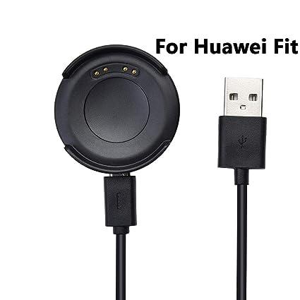 Amazon.com: Huawei Fit Reloj Cargador, Cargador inalámbrico ...