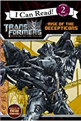 Transformers: Revenge of The Fallen: Rise of the Decepticons (I Can Read: Level 2) Paperback
