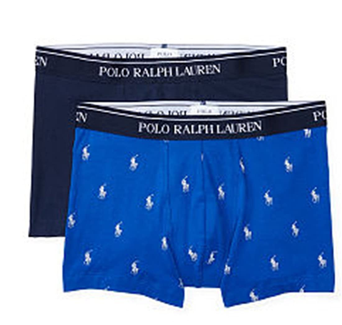 Polo Ralph Lauren Boxer 2 Stretch Cotton Classic Pouch Trunks ...