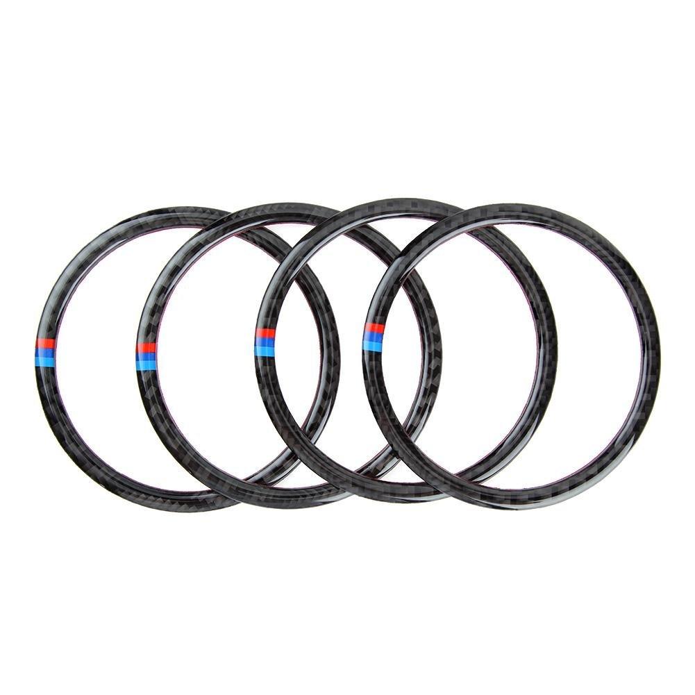 Trendyest Funda para Altavoz de Coche para BMW X5 X6 08-18 E70 08-13 E71 09-14