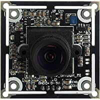 Spinel 5MP USB Camera Module Aptina MT9P001 Sensor with 3.6mm Lens FOV 90 degree, Support 2592x19440@15fps, UVC Compliant, Support most OS, Focus Adjustable, UC50MPB_L36