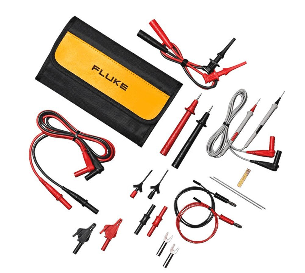 Fluke TLK287 Electronics Master Test Lead Set
