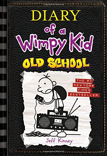 - Diary of a Wimpy Kid #10: Old School