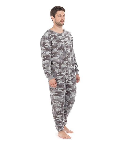Gracious Girl - Pijama (mono) con cremallera para mujer de color Multicolor de talla