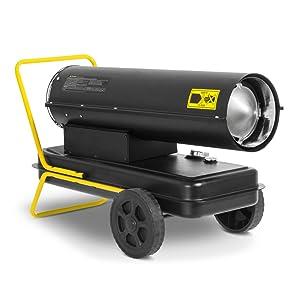 Direkte Diesel Heizkanone