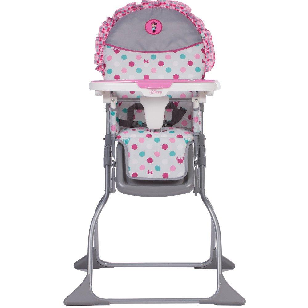 Amazon.com: Disney Baby Simple Fold Plus - Silla alta: Baby