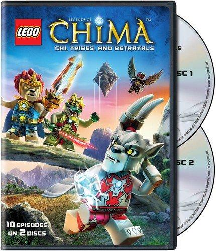 LEGO: Legends of Chima Season 1 Part 2 (DVD)