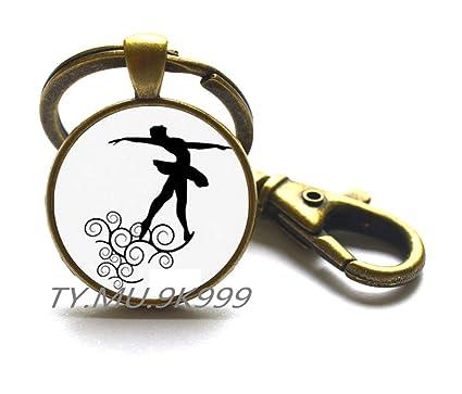 Llavero Degas Ballerinas, joyería de bailarina, regalo para ...