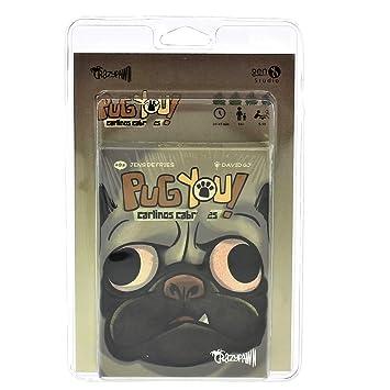 Crazy pawn - Juego de cartas Pug You: Amazon.es: Juguetes y ...