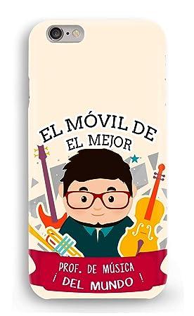Funda Carcasa Profesor de Musica para Xiaomi Redmi Mi5 Mi 5 plástico rígido